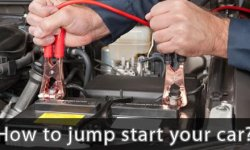 How to jump start...