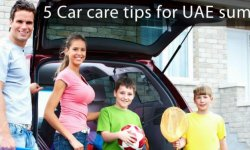 5 Car care tips for...