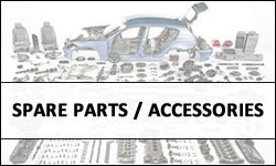 Toyota Spare Parts-Accessories in UAE