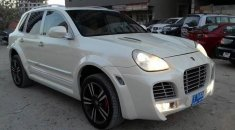 Porsche Cayenne S , Model 2004 , V8