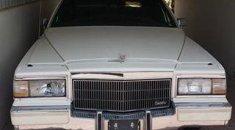 White Cadillac Fleet 1991 , Gcc
