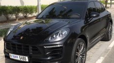 2016 Porsche Macan S Full Option Sports For Sale