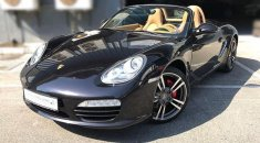 Porsche Boxster S Pdk 2011 - Gcc With Warranty
