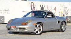 2001 Porsche Boxster , Silver