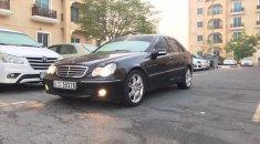 Gcc Specs | 2006 | Mercedes Benz C230