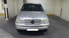 Mercedes Ml350 | 2005 | Full Option | Gcc Specs