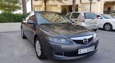 Mazda 6 , Model 2007 , New Tires