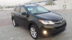 Full Option , Toyota Rav4 2013 Limited 4X4
