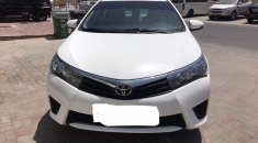 Toyota Corolla - 2014 Se 1.6 - Full Option