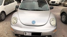 Vw Beetle 2003 Good Working Condition , Silver