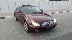 2007 Mercedes Cls 350 - Gcc Specs - Full Options