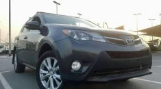 Toyota Rav 4(2014) Bank Lease Available