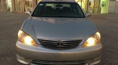 Toyota Camry -  Model 2005 - American Specs
