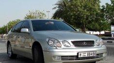 Lexus GS 2002 model Efficiency good enough?