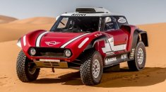 New MINI JCW Buggy