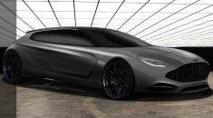 Aston Martin Furia hatchback