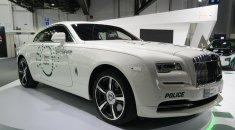 Dubai Police new cars