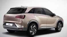 Hyundai FCEV - Hydrogen powered SUV