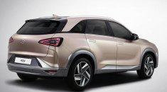 Hyundai FCEV - Hydrogen powered SUV