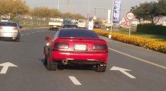 Spotted Toyota Supra 1985 this morning