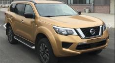 Nissan Xterra 2019 Spy shot