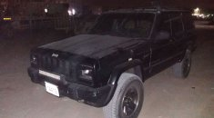 Sertac's 2000 Jeep Cherokee