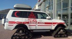 Pajero Ambulance