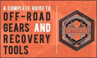 OFF-ROAD GEARS AND RECOVERY TOOLS