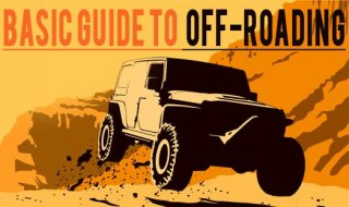 BASIC GUIDE TO OFF-ROADING