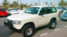 2006 Nissan Patrol owner review in Dubai