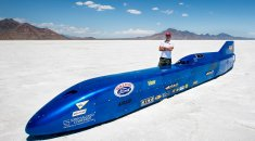 New land speed record