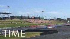 8 year old drag racer dies in Australia