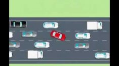 How traffic jams happen on open roads