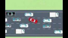 How traffic jams happen on open roads