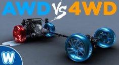 AWD vs 4x4