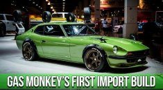 In-Depth Look into the 1975 Datsun 280Z with Big Mike