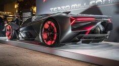 Terzo Millenio - Lamborghini of the future