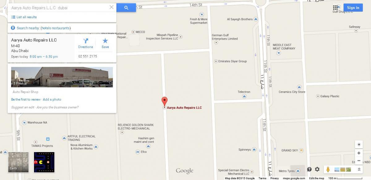 Aarya Auto Repairs L L C - Abu Dhabi - General Service Workshop