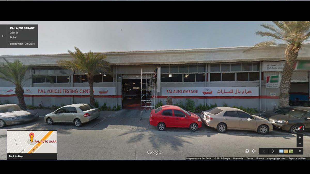Pal auto garage deira general service workshop for Garage villeneuve auto service