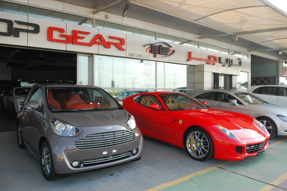 Top Gear Used Car Trading L.L.C - Used Cars - Carnity.com