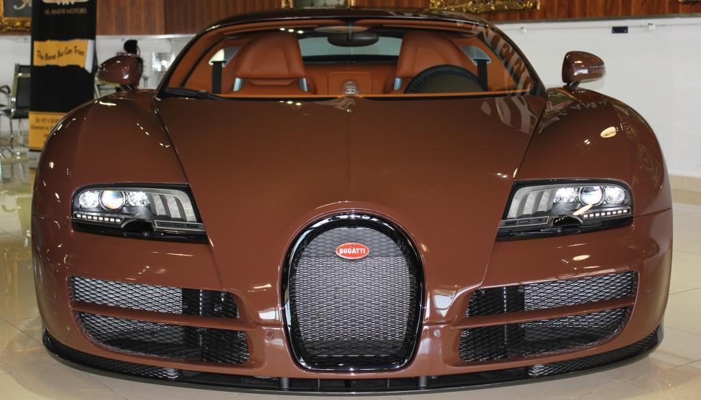 Specialization: Luxury Cars