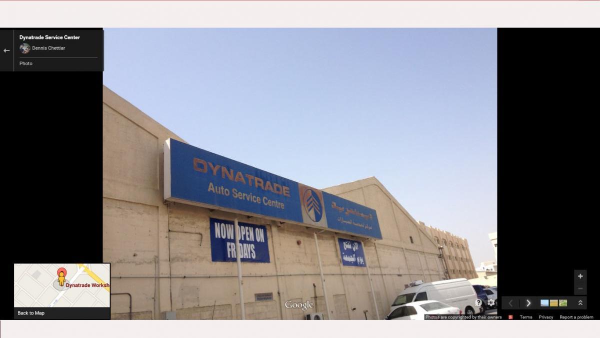 Dynatrade Auto Services Centre - Indt  2, Sharjah - General