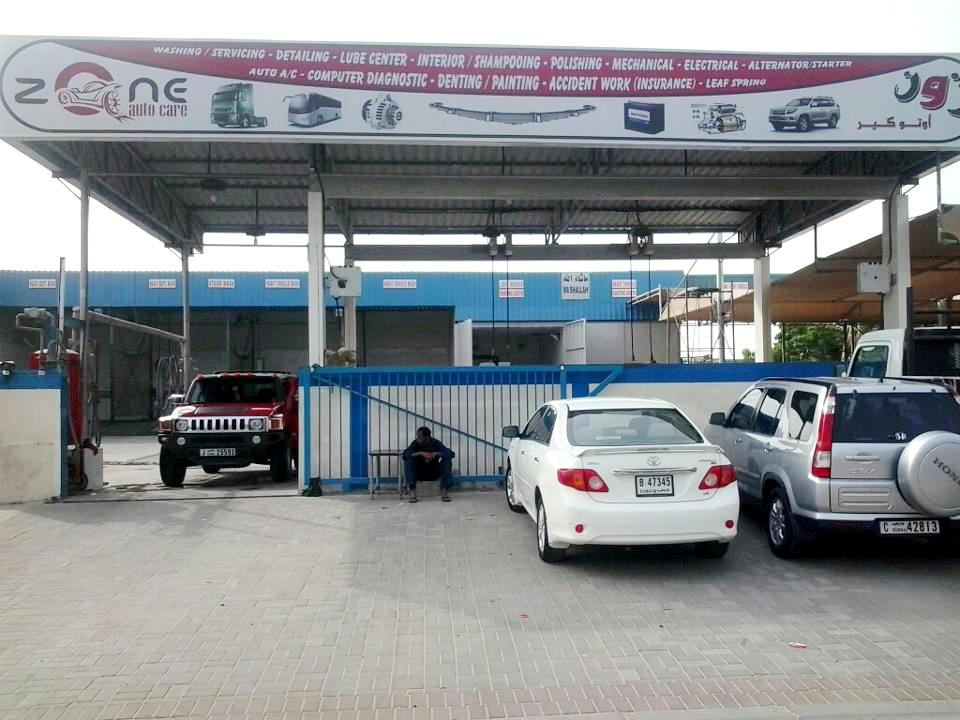 Auto garage dubai car repair maintenance car garage in for Garage reparation auto
