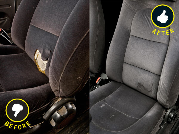 Idrees Trading Cars Seat Upholstery