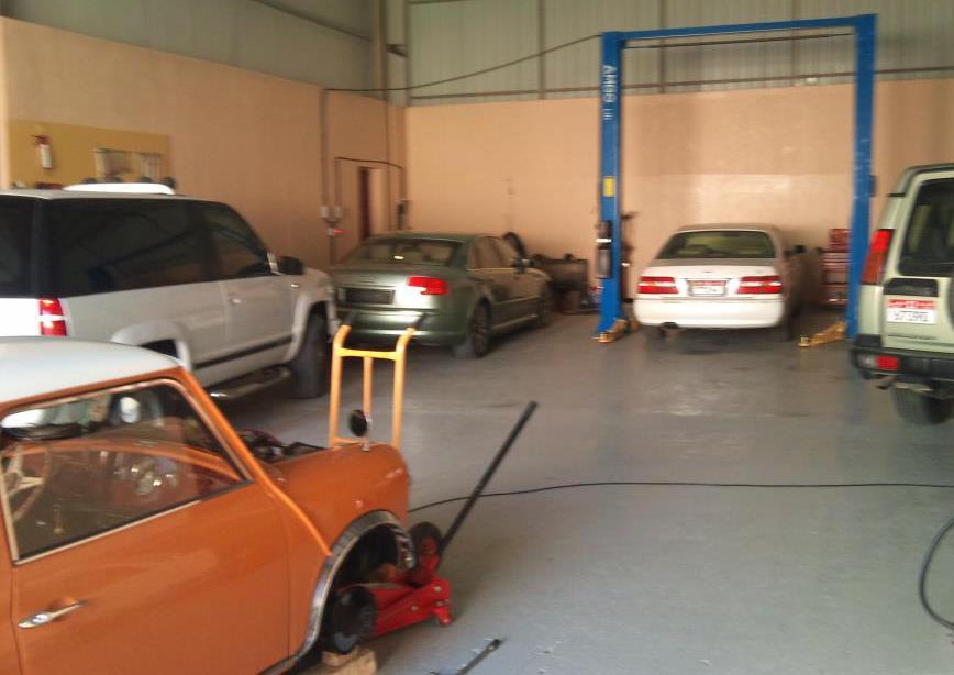 Car Electrical Workshop In Abu Dhabi