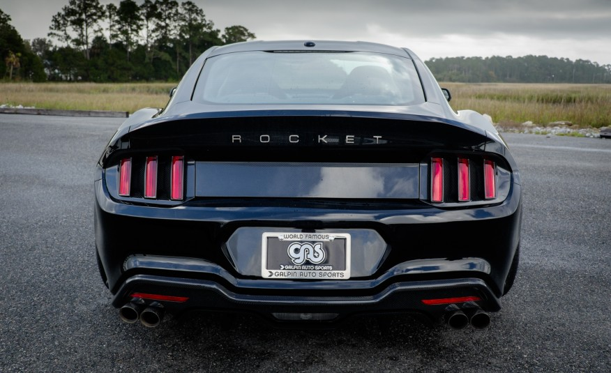 Ford Mustang Rocket Price In Uae Galpin Auto Sports Rocket Based On