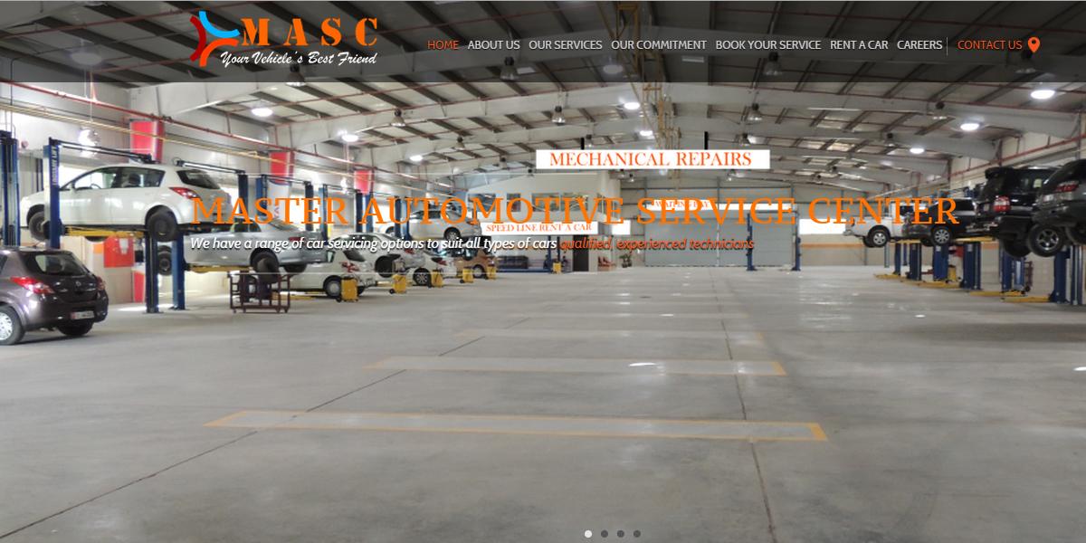 Car Service Center In Abu Dhabi
