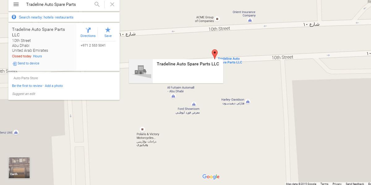 Trade Line Auto Spare Parts Trading LLC - Spare Parts