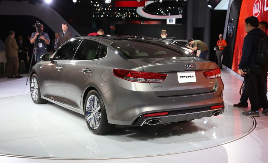 2016 kia optima features a fuel efficient new engine kia optima forum. Black Bedroom Furniture Sets. Home Design Ideas