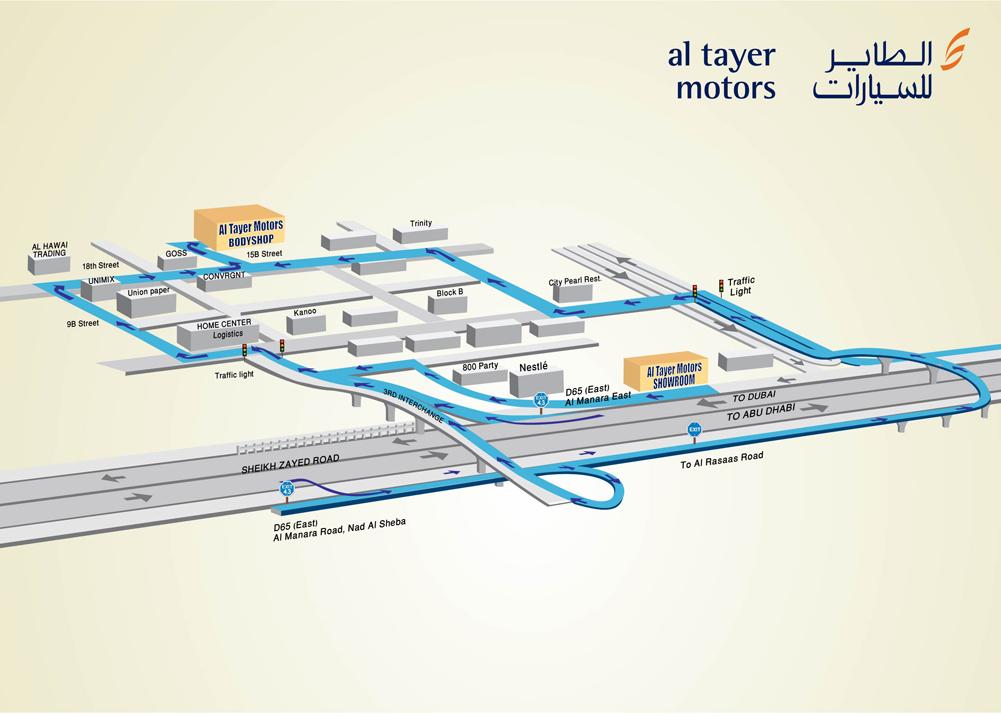 Al Tayer Motors Llc New Cars Carnity Com